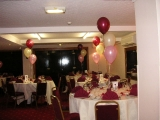 Sets of 3 Table Balloons